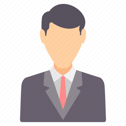 avatar, boss, business, businessman, man, manager, profile icon