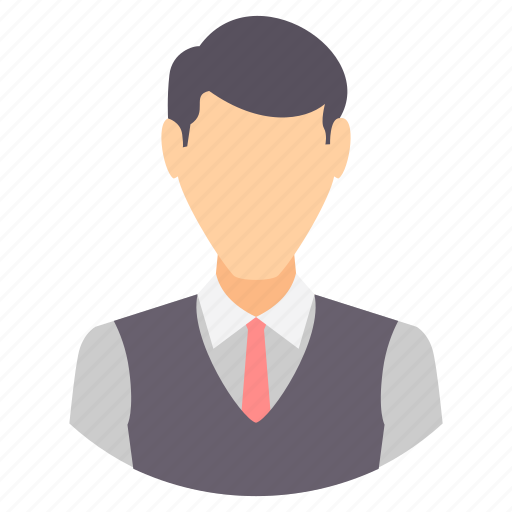 avatar, boss, man, manager, people, person, profile icon