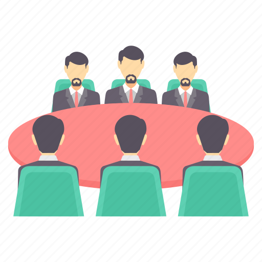 business, conversation, discussion, group, meet, meeting, people icon