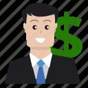 finance, money, marketing, seo, businessman, investor, boss
