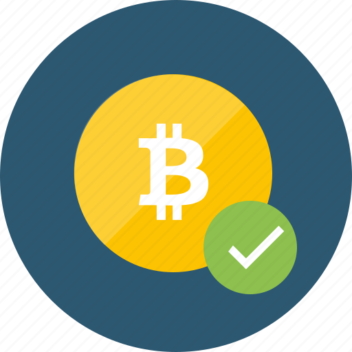 accept, bitcoin, crypto, crypto-currencies, currency, invest icon