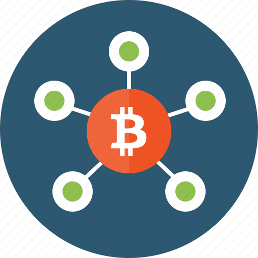 bitcoin, block chain, blockchain, cloud, computation, crypto, currency, dedicated, dedicated computation, invest, mining icon