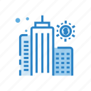 banking, business, finance, marketing, money, office icon