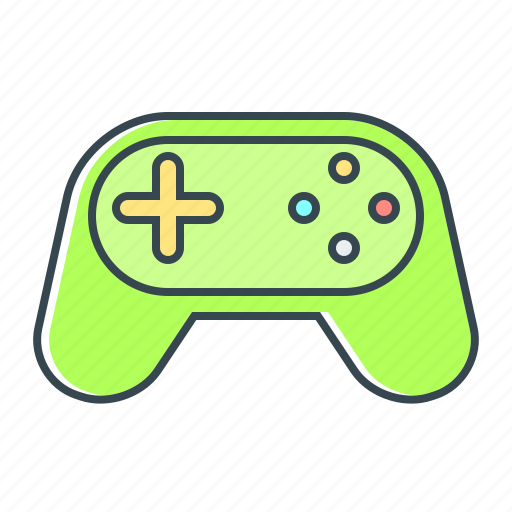 computer, game, gamepad, games development, joystick, multimedia icon