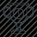 achievement, award, chalice, goblet, cup, reward