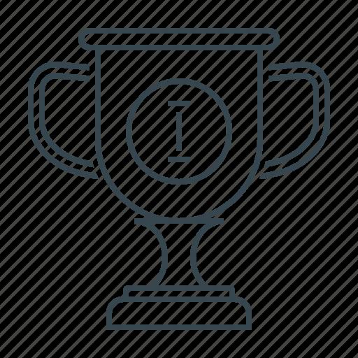 achievement, award, chalice, cup, goblet, reward icon