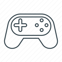 console, game, gamepad, games development, joystick, web icon