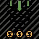 conversion, dollar, funnel, optimization, rate