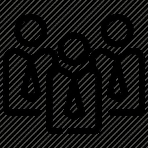business, leadership, organization, team icon