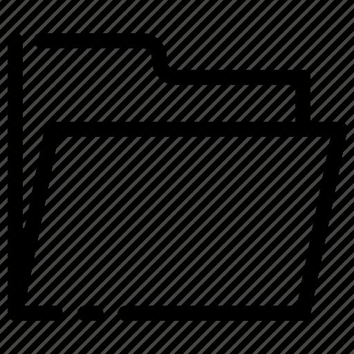 business, document, file organizer, folder icon