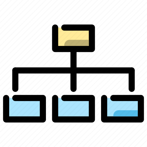 group, organization, structure, unit icon