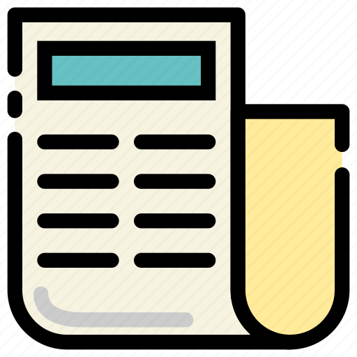 business, document, file, journal, news, office, report icon