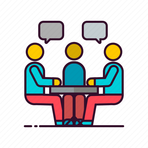 Business, meeting, office icon - Download on Iconfinder