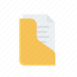 archive, directory, docs, documents icon