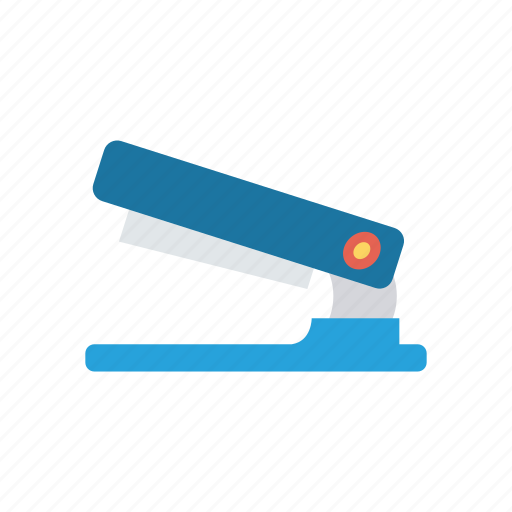 office, stapler, stationery, tools icon