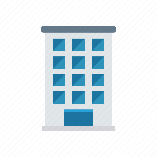 Building, factory, hotel, school icon - Download on Iconfinder