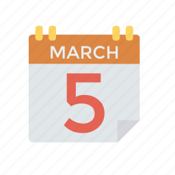 calendar, event, month, year icon