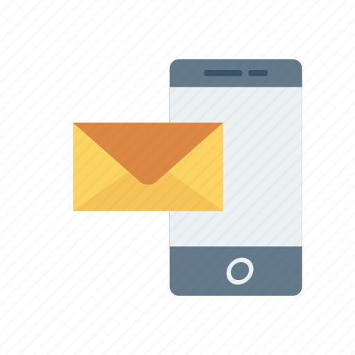 email, message, mobile, screen icon