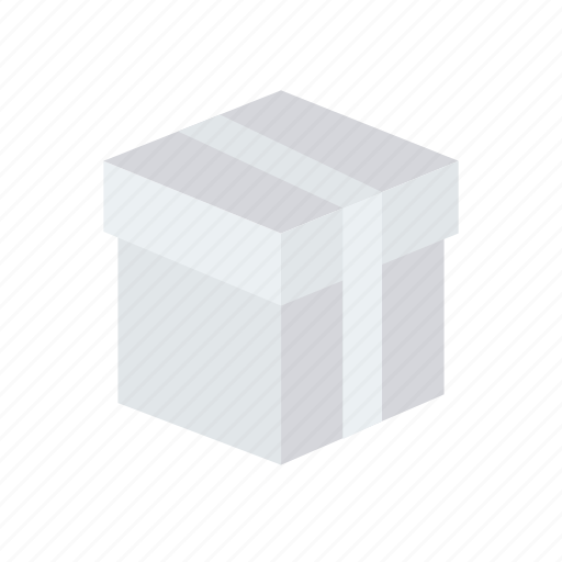 box, gift, package, product icon