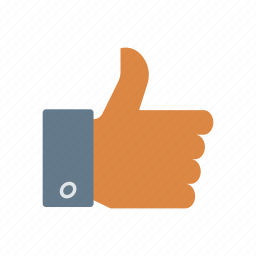favorite, like, thumbs, up icon