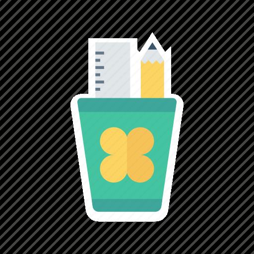 edit, pencil, stationery, writing icon