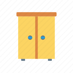drawer, furniture, office, table icon