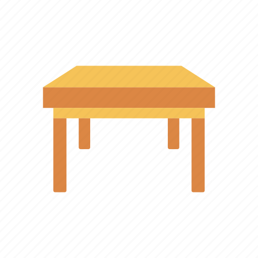 furniture, office, table, working icon