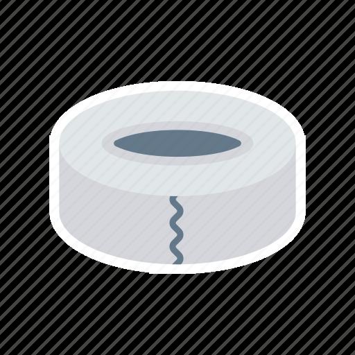 measuring, reel, stick, tape icon