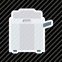 copy, office, printer, xerox icon