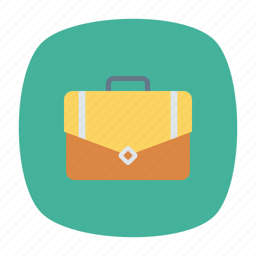 breifcase, business, document, portfolio icon