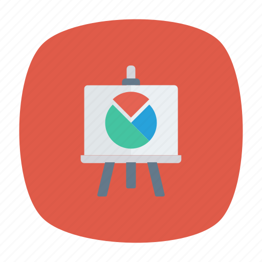 analysis, charts, graph, statistic icon
