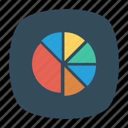 analyst, analytics, chart, graph icon