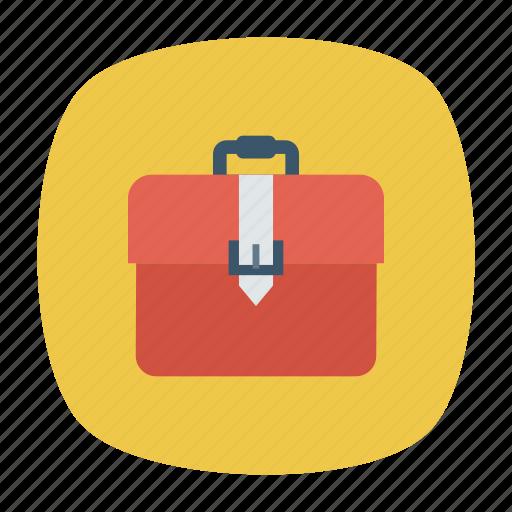 briefcase, office, portfolio, work icon