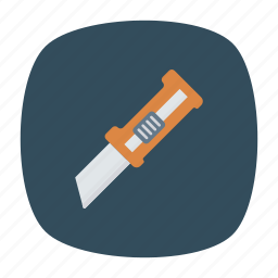 cutter, paper, school, tool icon