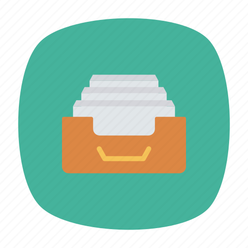 business, document, office, paper icon