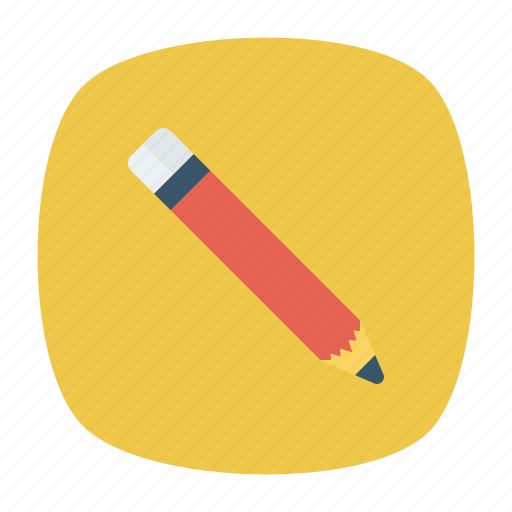 notes, pencil, stationery, writing icon
