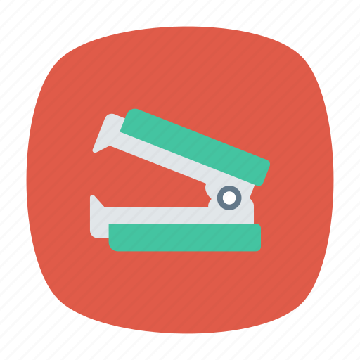office, stapler, stationery, tool icon