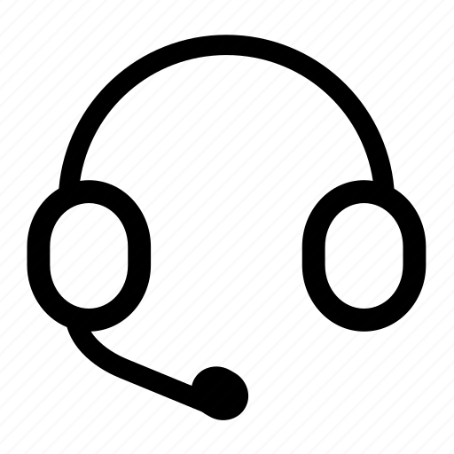 chat, contact, headphone, microphone, support icon