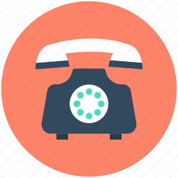 contact us, digital phone, landline, phone, telephone icon