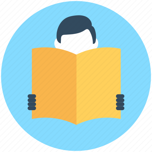learner, pupil, reader, scholar, student, study icon