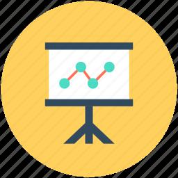 chart, graph, graph analysis, statistics, stats icon