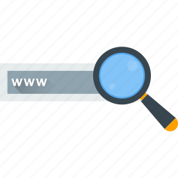 browser, http, search, web icon