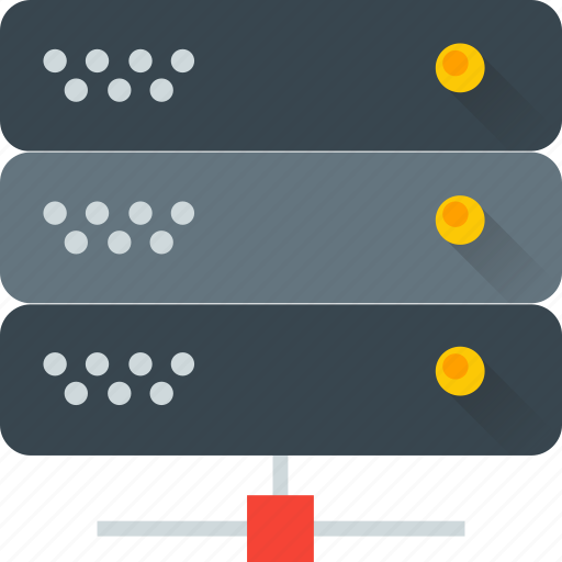 cloud, hosting, rack, server, storage i icon