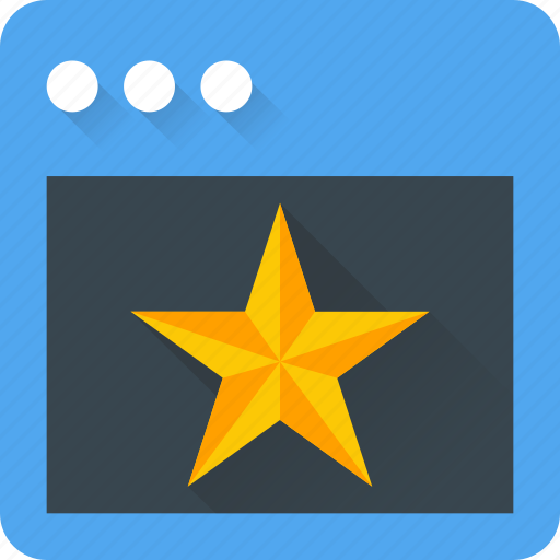 star, web award, web page, web promotion, web quality, web ranking icon