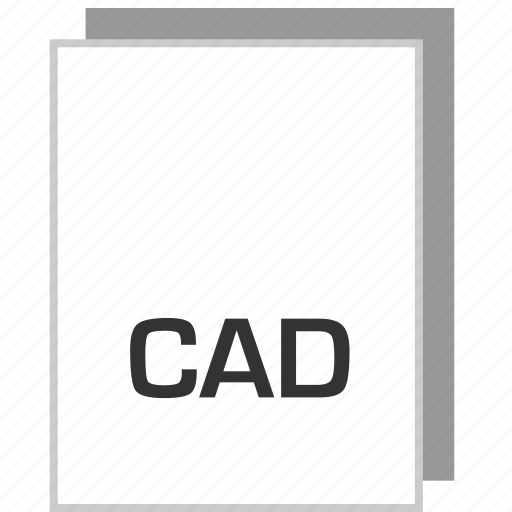 cad, document, file, type icon