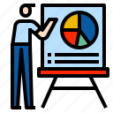 analytics, report icon