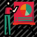 analysis, report icon
