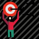 goal, target