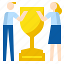 award, trophy icon