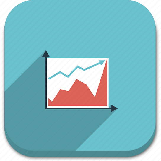 analysis, analytics, board, budget, budgeting, chart, data, economic, economy, google, google analytics, graph, growth, invest, investment, market, math, profit, report, statistical, statistics, stats, track, tracking, trade icon
